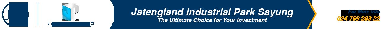 JATENGLAND INDUSTRIAL PARK SAYUNG Logo